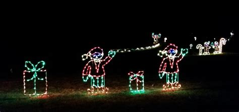 festival of lights maryland christmas light show md decoratingspecial com