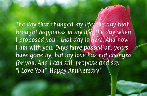 Wedding Anniversary Wishes for My Husband