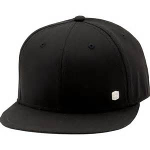 fitted hat template best photos of black hat template blank fitted baseball