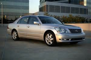 lexus ls 430 pictures posters news and on your