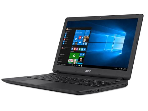 Memory Notebook Acer acer aspire es1 533 p7wa notebook review notebookcheck
