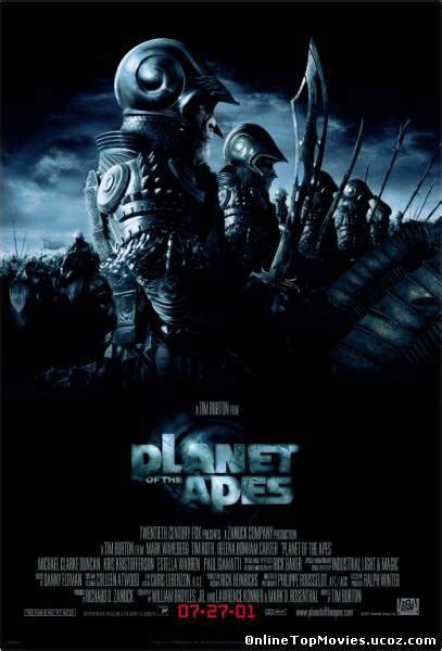 film online planeta maimutelor film planet of the apes planeta maimuţelor 2001 online