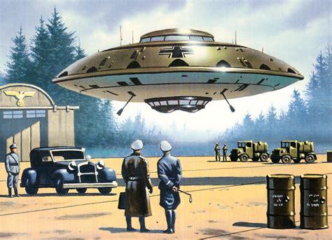 dischi volanti nazisti l arma segreta dei nazisti misteri indagini sui