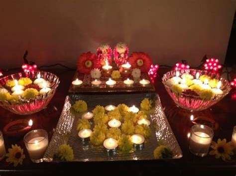 diwali decorations ideas at home 8 beautiful diwali puja decoration ideas
