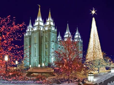 lights on temple square christmas lights at historic