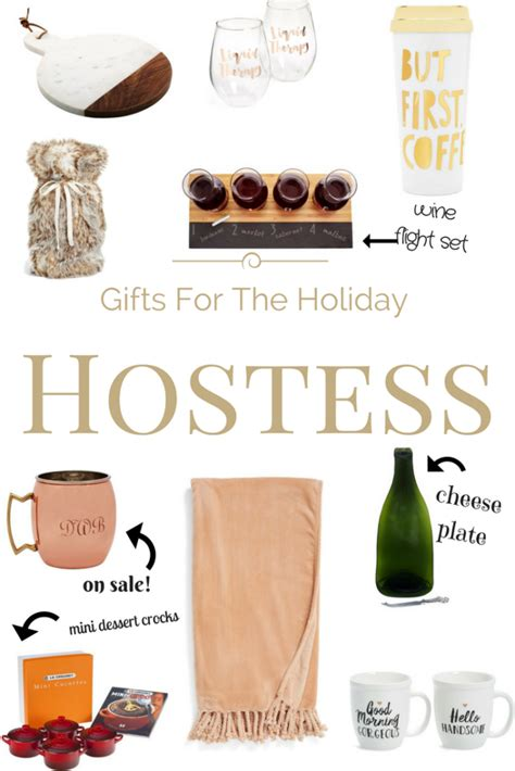 host gifts hostess gift ideas updated gift guide for 2017 holiday