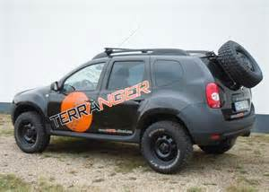 Renault Duster Offroad Renault Duster Road