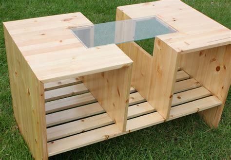 desain distro kayu jati belanda borneo furniture pallet jati belanda banjarmasin
