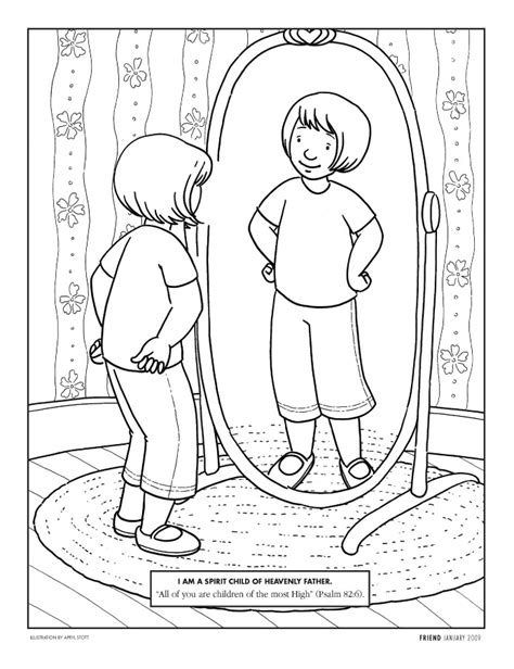 lds coloring pages 2016 2008 primary 2016 january scripture printable calendar