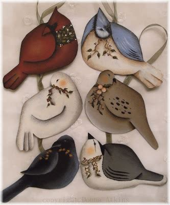 tole painting christmas ornament patterns a painted journey converting to e patterns the birds landed