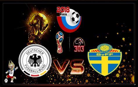 prediksi skor jerman  swedia  juni  agen bola piala dunia