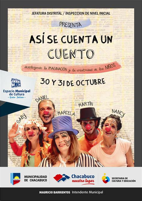 obras de teatro infantil pacomovaeresmasnet obra de teatro infantil chacabuco noticias