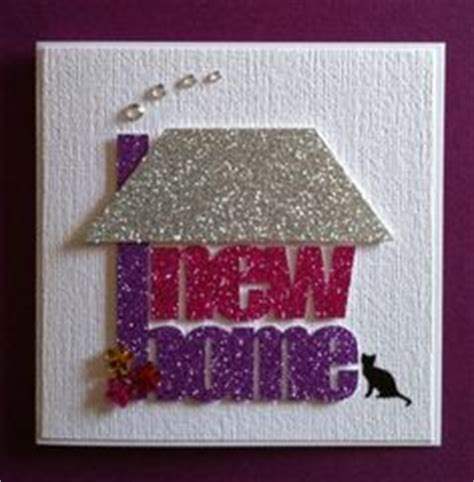 Handmade Cards For New Home - 1000 images about luck new new home cards on
