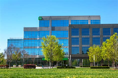 Bank Corporate Office by Td Bank Headquarters Metromont