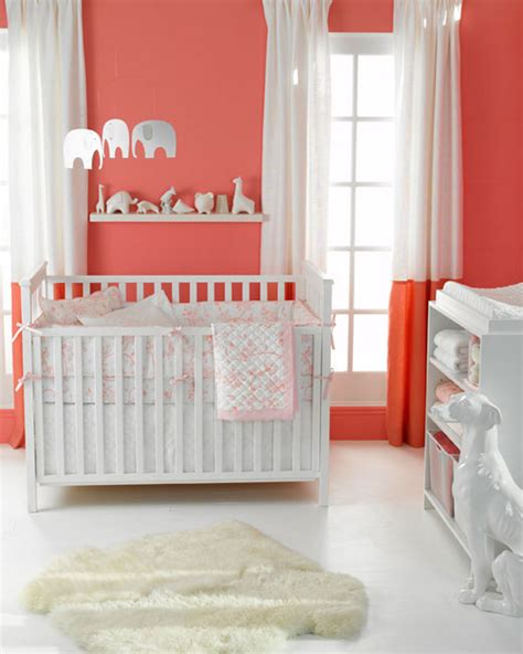 diary lifestyles the color coral nurseries s rooms
