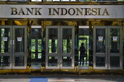 bank indonesia bank indonesia focus remains combating inflation wsj