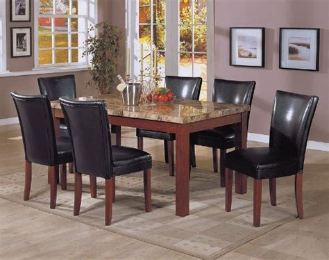 granite top dining room table granite top dining