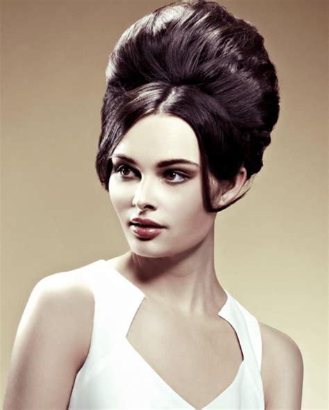 Model Rambut Disanggul by Model Gaya Rambut Wanita Dari Tahun 1800an Sai Sekarang