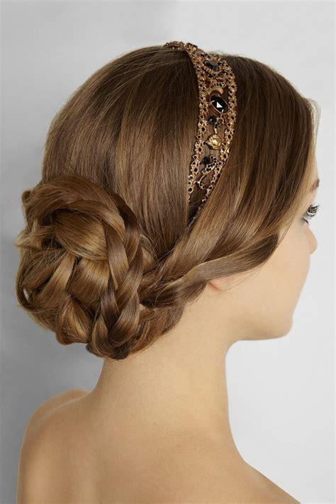 style headband with swarovski crystals baby dolce gabbana gold tone swarovski headband