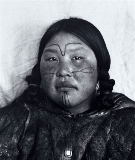 inuit tattoos pin by the tattooed on tattooed and