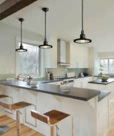 Center Island Light Fixtures How To Hang Pendant Lighting In The Kitchen Ls Plus