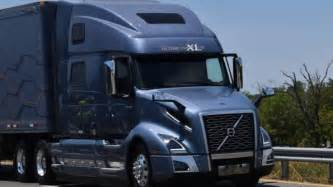 Volvo Usa Customer Service New Volvo Vnl Focuses On Driver Safety Efficiency