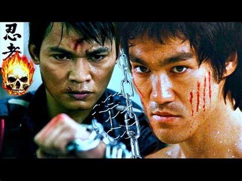 ong bak ganzer film auf deutsch bruce lee versus tony jaa muay thai boxing vs jeet