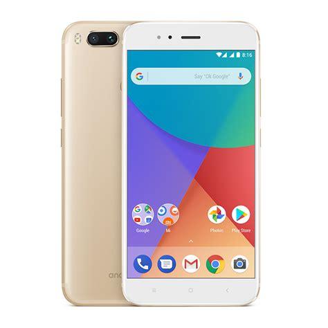 Handphone Xiaomi Mi A1 Black Ram 4 64 Garansi Resmi Tam Limited xiaomi mi a1 price in nepal xiaomi mi a1 in nepal e