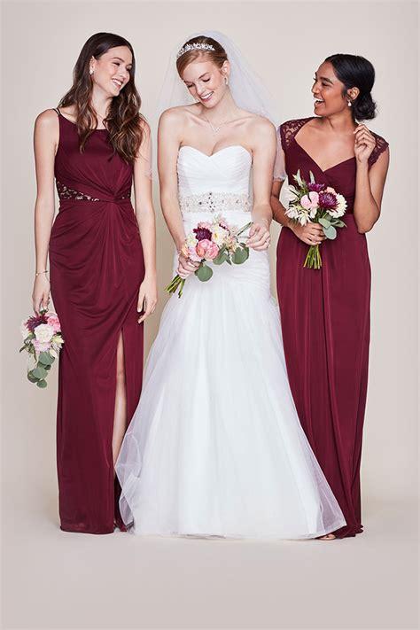 wine colored plus size dresses wine colored bridesmaid dresses midyat