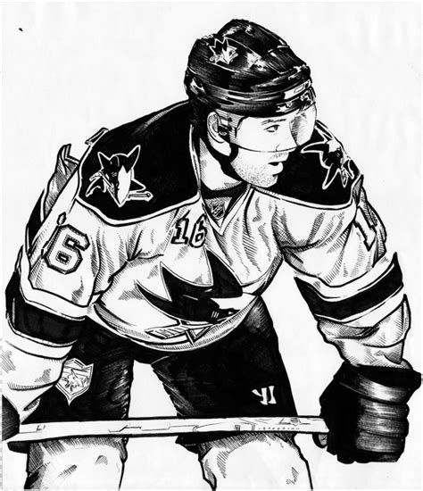 san jose sharks free coloring pages