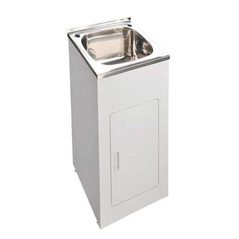 bathtub laundry laundry tub compact 455x555x870 35l otc tiles bathroom