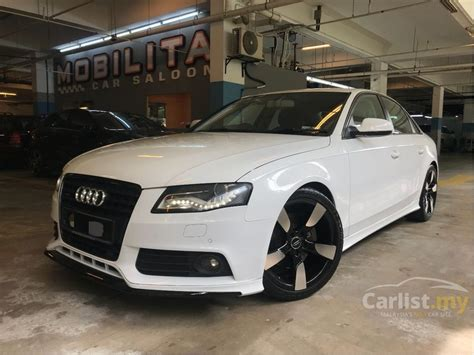 Audi A4 S Line 2011 by Audi A4 2011 Tfsi Quattro S Line 2 0 In Selangor Automatic