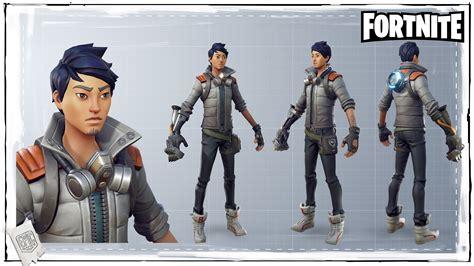 fortnite characters fortnite персонажи 3d character