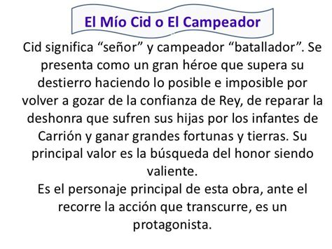 poema del mio cid poema del m 237 o cid o el ceador espa 241 ol spanish teacher tools and teaching ideas