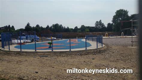 willen lake willen lake splash park milton keynes opening information