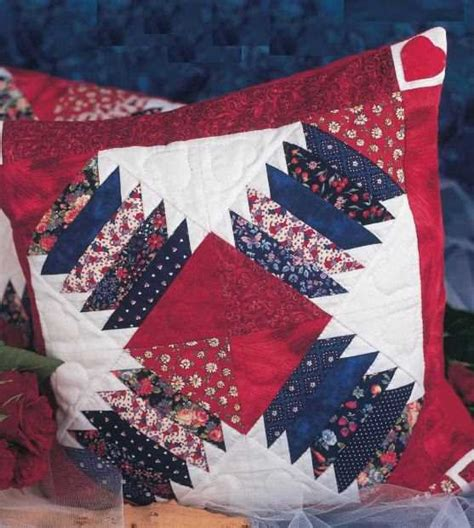 Pineapple Patchwork - pineapple slices soft furnishings beginners