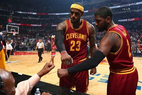 Biola Cavaliers Ty 1 Size 44 詹皇否认与欧文争执 我们的关系只能越来越好 篮球 nba 新浪竞技风暴 新浪网