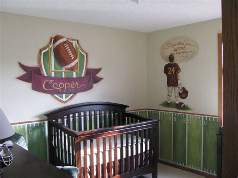 sports theme nursery football theme nursery upcoming baby planning