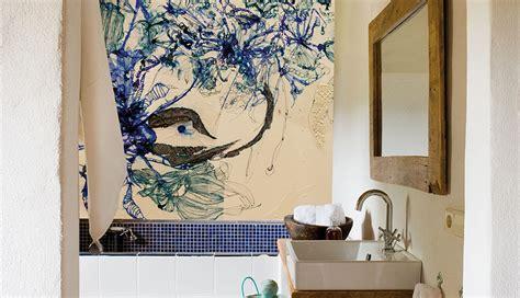 carta da parati lavabile per bagno carta da parati lavabile per bagno disegno domestico