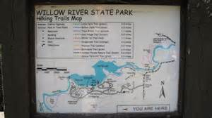 Willow River State Park Map by Photo Of Willow River State Park Wisconsin Hiking Trail