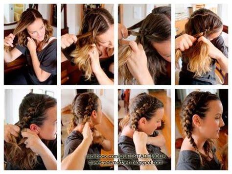 peinados en trenzas con pelo largo paperblog peinados en trenzas con pelo largo paperblog