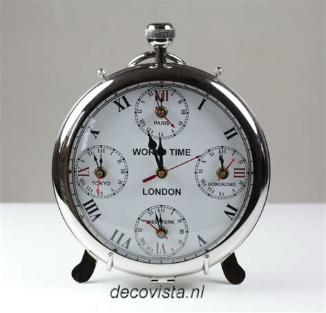 Make Your Own Wall Stickers table clock pocket watch model decovista toms drag
