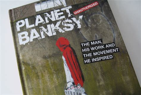 libro planet banksy the man street artist zabou is featured in planet banksy zabou