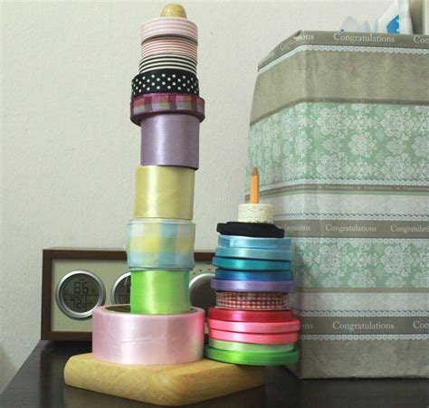Organized Suri: Susun Reben / Organizing Ribbons