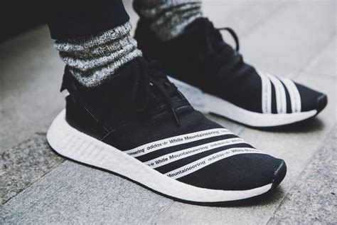 Adidas Nmd Slipon now available white mountaineering x adidas nmd r2