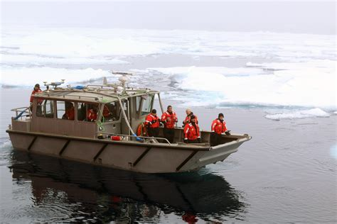 boat survey cost evaluating oil spill response technologies in the arctic