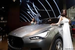 Maserati Levante 2015 2015 Maserati Levante Comes Into Focus