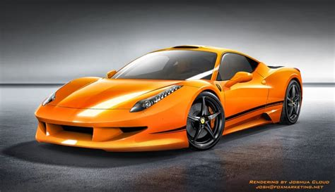 ferrari  italia super car review