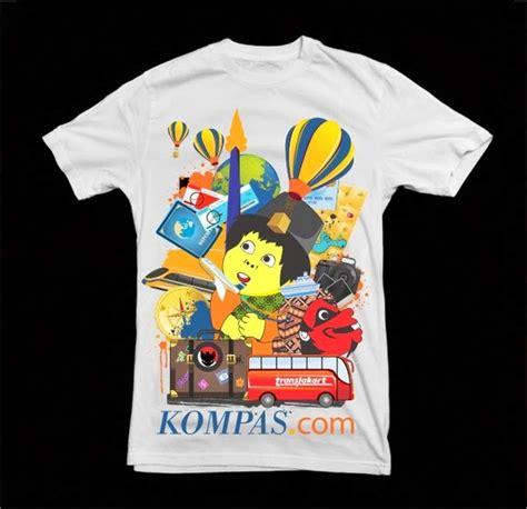 desain baju kaos toraja 34 contoh desain baju kaos peserta lomba kompas com seni