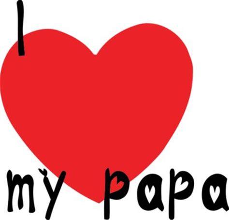 papa i you i you papa